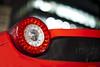 Ferrari 458 Detail (Luke Alexander Gilbertson) Tags: light red italy detail london 50mm nikon italia tail rear luke ferrari londres rosso londra rare supercar v8 gilbertson f12 458 hypercar d700 571bhp