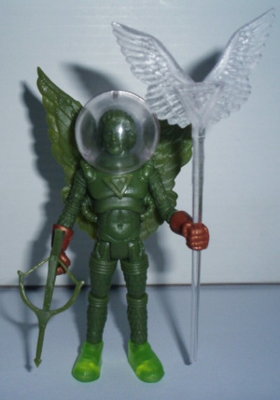 Outer Space Men Alpha Phase Wave 3