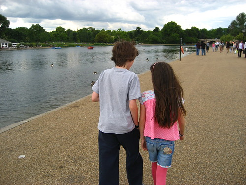By the Serpentine