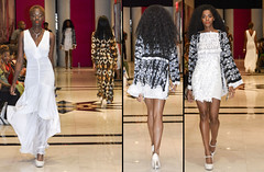 DMochelle Fashions - Harlem Fashion Week (j-No) Tags: manhattan ny nyfw ss17 fashion presentation designer indoor museumofthecityofnewyork dmochellefashions harlem week