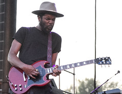 IMG_8222_painting_2 (brianmageephotography) Tags: nc northcarolina raleigh hopscotch musicfestival hopscotchmusicfest 2016hopscotchmusicfestival hopscotch2016 festival garyclarkjr blues thedeadtongues