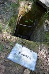 DSC_0690 (porkkalanparenteesi) Tags: porkkalanparenteesi hyltty bunkkeri abandoned soviet bunker kirkkonummi
