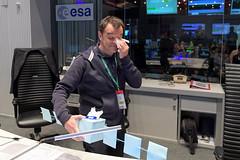 Rosetta's Grand Finale (europeanspaceagency) Tags: rosetta esa esoc darmstadt grandfinale cometlanding space cometaryscience control room 67p goodbye