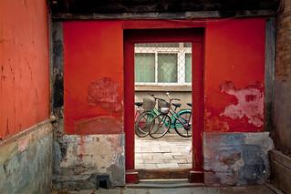 71/365 March 12 - Biking in Beijing