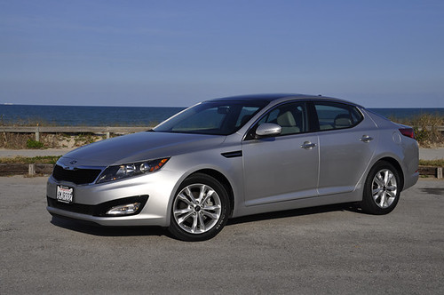 2011 Kia Optima Ex Gdi A World Class Sedan