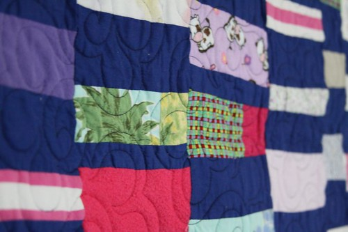 memory quilt, quilt from recycled fabrics, recycled clothing quilt, mamaka mills, alix joyal 3