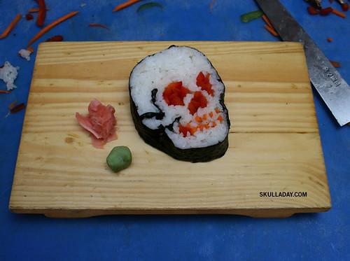 Sushi Skull