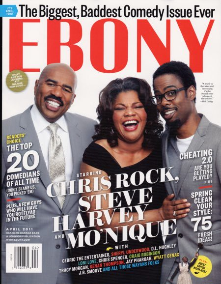 AphroChic Featured in Ebony Magazine April 2011