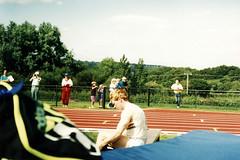Island Games 1993, Ove Lehto (Ningaloo.) Tags: athletics throwing throws javelin