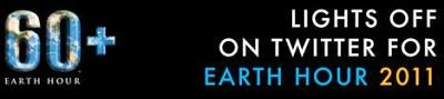 Twitter Apps for Earth Hour 2011