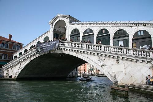 Grand Canal bridge