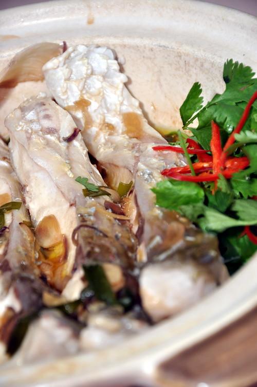 Wan Jia Restaurant Claypot Chinese Carp