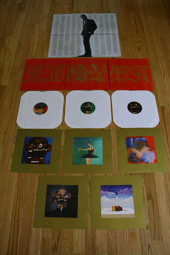 Kanye West Vinyl