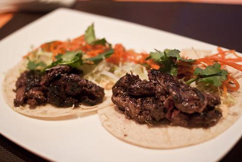 Social Eatz Korean Tacos