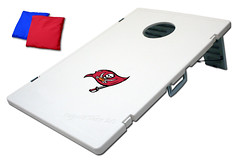 Tampa Bay Buccaneers TailGate Toss 2.0 Plastic Cornhole Boards