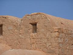 Qusayr 'Amra, Jordan barrel vault detail (army.arch) Tags: castle heritage desert unesco worldheritagesite bathhouse easterndesert qusayramra umayyad quseiramra jordanqasramra