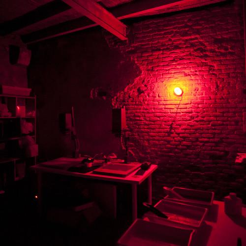 Curso de Fotografia analogica y Laboratorio de foto en La Bagatela Madrid Lavapies por Mr.FoxTalbot, en Flickr