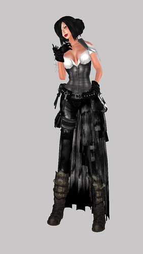 free roleplay outfit for women