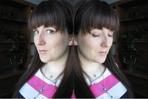 makeup detail