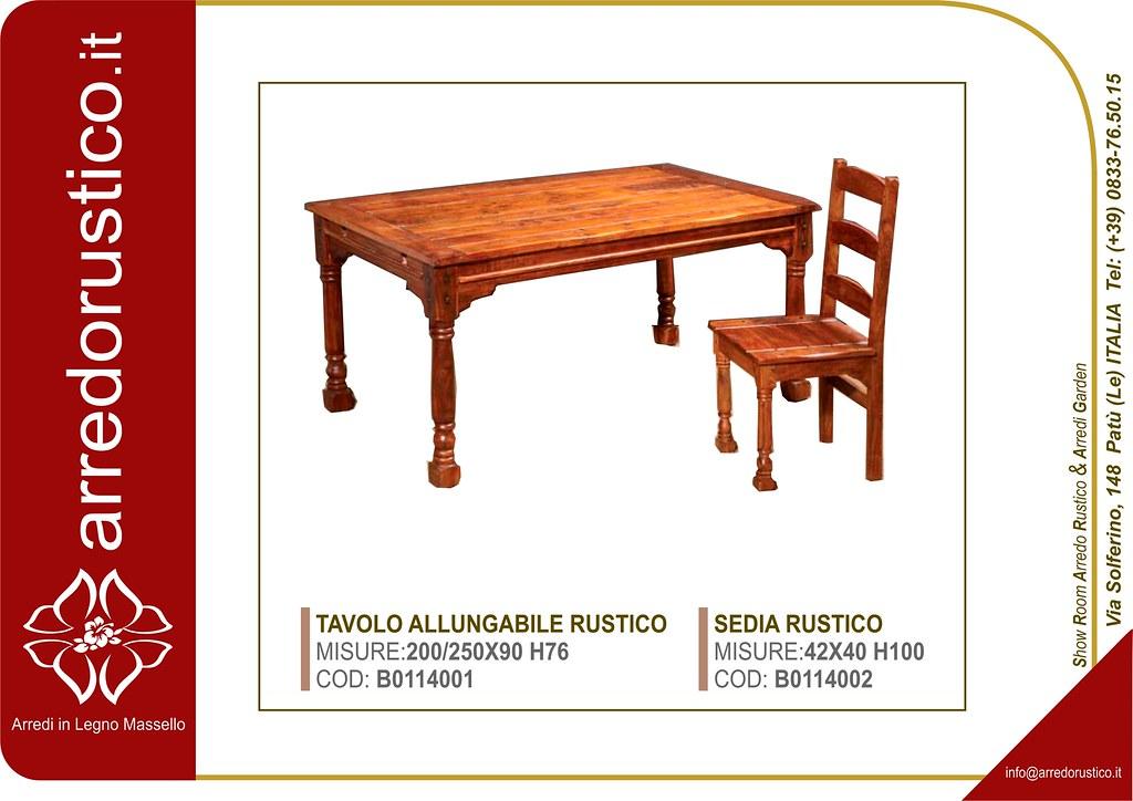 Tavolo Allungabile Rustico Legno.The World S Best Photos Of Rustico And Salento Flickr Hive Mind