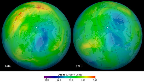2011 Arctic Ozone Loss