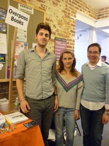 Overpass Books @ Rainbow Book Fair