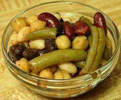 Great 4hb recipe - 5 bean salad