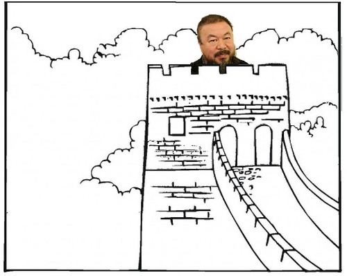 Ai Weiwei Held in China, From FlickrPhotos