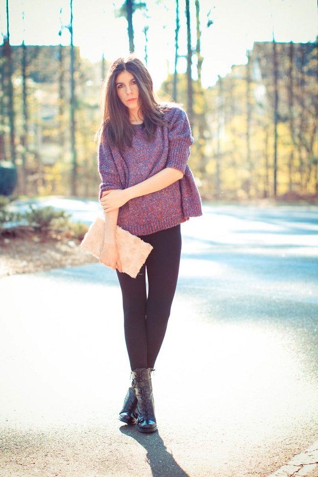 Urban Outfitters, Isabel Marant, chunky knit, Fashion outfit