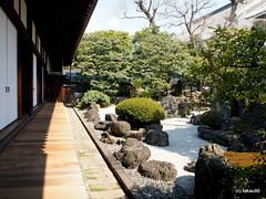 Ōshoin Garden - Kyoto, Japan