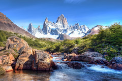 ´Picturesque´, Argentina, Patagonia, Mt. Fitzroy