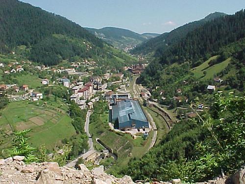 Vares, Bosnia 2000