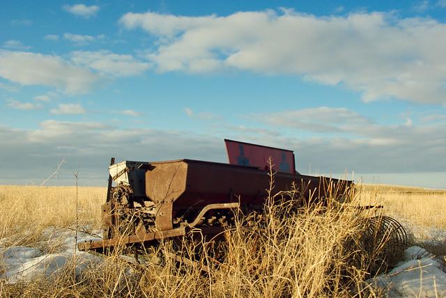 SD 056 Farm Junk