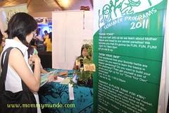Pinoy Organics Booth