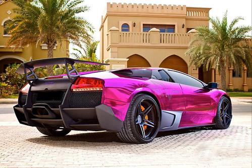Lamborghini LP670 - ADV05 Deep concave