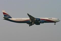 Arik Air - CS-TFW (Andrew_Simpson) Tags: africa heathrow airbus nigeria lhr a340 heathrowairport 340 arik londonheathrow egll hifly a340500 londonheathrowairport arikair ourladyofperpetualhope cstfw wingsofnigeria fwwtk
