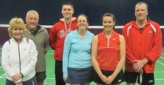 Forrest A - Jane Fletcher Memorial Cup Runners-up