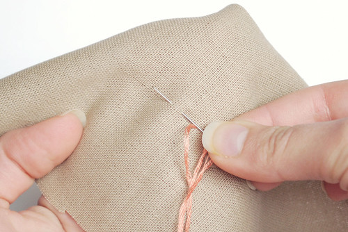 Sewing method