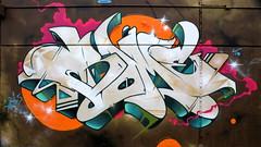Crome (datachump) Tags: uk london graffiti rt crome stockwell