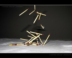 Stop There...!!! (Santhosh Mankulam) Tags: sticks stop freeze matchbox ignition matchboxsticks