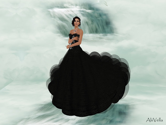 FINESMITH Priviliged Hecate Gown Groupgift  and Finesmith O collection