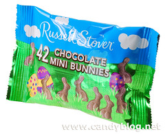 Russell Stover 42 Chocolate Mini Bunnies