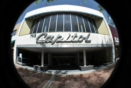 the capitol fay