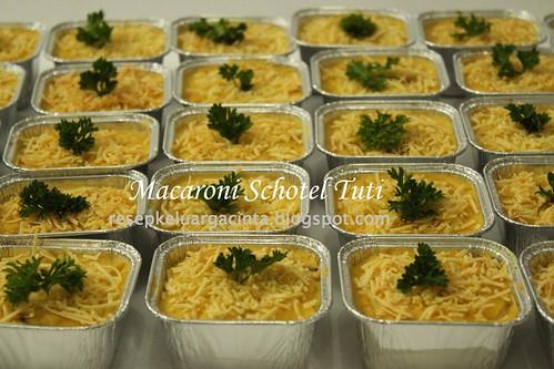 Macaroni Schotel Tuti