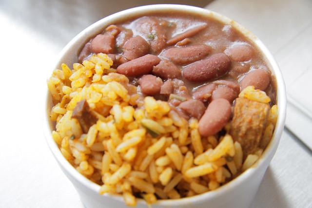 Side Order: Bean-Balaya
