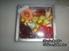 sugestao (@nariabonitavsa) Tags: frutas chocolate artesanal sabonete
