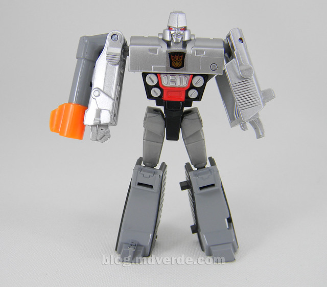 Transformers Megatron Reveal the Shield Legends - modo robot
