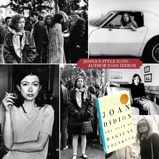 Classic Series on Jenna Sauers of Jezebel on her Ferragamo Inspiration: Joan Didion