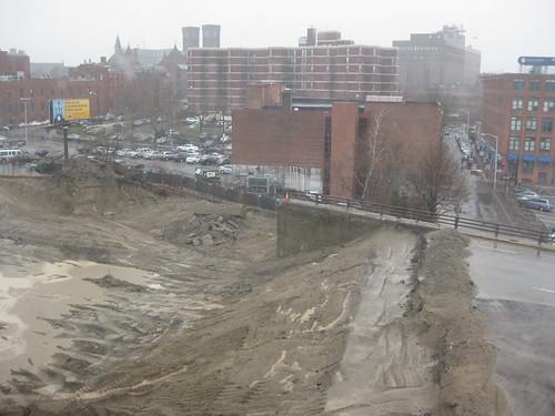 I-195 demolition