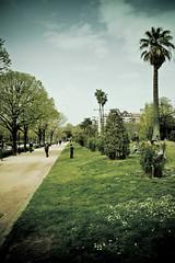 BCN: Jardines de la Ciudadela